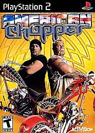 American Chopper  (Sony PlayStation 2, 2...