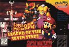 Super Mario RPG: Legend of the Seven Stars (Super Nintendo Entertainment System, 1996)