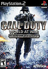 Call of Duty: World at War Sony PlayStation 2 Video Games