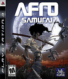 Afro-Samurai-Sony-Playstation-3-2009-w-Special-Edition-Cover-Brand-New-Sealed