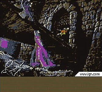 Dragons Lair Nintendo Game Boy Color, 2001