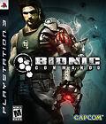 Bionic Commando (Sony PlayStation 3, 2009)
