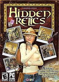 Hidden-Relics-PC-2008-2008