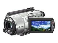 Internal Storage (HDD/SSD) Camcorders with Touch-Screen