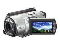 Sony Standard Definition Internal Storage (HDD/SSD) Camcorders