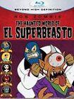 The Haunted World of El Superbeasto (Blu-ray Disc, 2009)