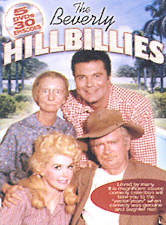 The Beverly Hillbillies (TV Show) by Buddy Ebsen, Donna Douglas, Irene Ryan, Ma