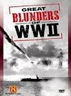 Great Blunders Of WWII (DVD, 2000, 2-Disc Set)