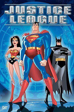 Justice League Secret Origins (DVD, 2002)