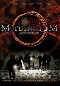 Millennium-The-Complete-First-Season-DVD-2009-6-Disc-Set-Canadian