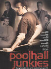 Poolhall Junkies (DVD, 2003)