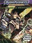 Transformers: Energon - The Return of Megatron (DVD, 2004)