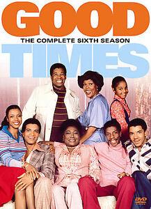 Good-Times-Complete-6th-Sixth-Season-6-Six-NEW-3-DISC-DVD-SET