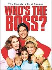 Who's The Boss? - The Complete First Season (DVD, 2004, 3-Disc Set)