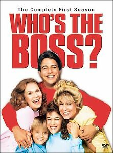 Who039s the Boss  The Complete First Season - 19939, United States - Who039s the Boss  The Complete First Season - 19939, United States