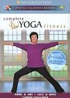 Lilias Complete Yoga Fitness for Beginners - 2-Volume Box Set (DVD, 2003, 2-Disc Set)