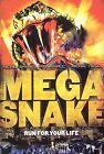 Mega Snake (DVD, 2008)