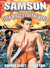 Samson and the 7 Miracles of the World (DVD, 2004)