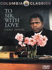 To Sir, With Love (DVD, 2000, Widescreen) (DVD, 2000)