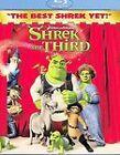 Shrek the Third (Blu-ray Disc, 2008, Bilingual - English/ French Packaging)