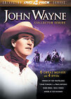 John Wayne - Collector Series 4-Pack (DVD, 2000, 4-Disc Set, 4-Pack Collector Series)