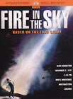 Fire in the Sky (DVD, 2004)