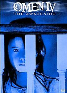Omen IV The Awakening DVD, 2005  - $1.50