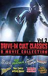 NEW Drive-In Cult Classics 2 (DVD, 2008, 4-Disc Set) BRAND NEW