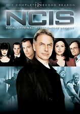 NCIS The Complete Second 2nd Two 2 Season DVD 6-Disc Set n.c.i.s NEW! Free Ship!