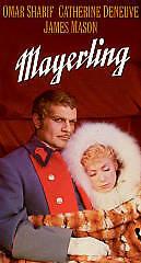 VHS:  MAYERLING....CHARLES BOYER-DANIELLE DARRIEUX