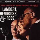 The Hottest New Group in Jazz [Compilation] [Remaster] by Lambert, Hendricks & Ross (CD, Nov-1996, 2 Discs, Legacy)