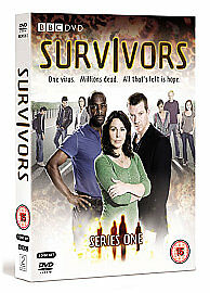 Julie Graham, Max Beesley-Survivors: Series One DVD NEW