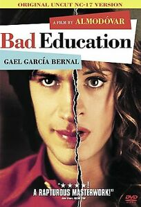 The Good And Very Very Bad Education >> Bad Education Talk To Her All About My Mother Remastered The