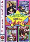 Classic Tales for Children - Black Beauty/ The Man in the Iron Mask/ Ivanhoe/ Peter Pan (DVD, 2007, 2-Disc Set)