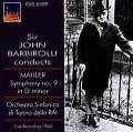 Sir John Barbirolli Dirigiert Mahler von Orchestra Sinfonica Di Torino,John Barbirolli (2010)