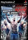 WWE SmackDown vs. Raw 2011  (Sony PlayStation 2, 2010) (2010)