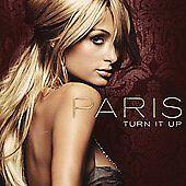 Turn-It-Up-Single-by-Paris-Hilton-CD-EM01-FREE-U-S-SHIPPING
