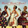 Music! Music! Music!-Beliebte Schlager der 50er von Sinatra,Francis,Day,Cole,Kallen (2008)