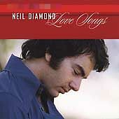 Love Songs, Neil Diamond, Good Used CD