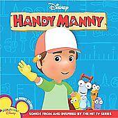 VARIOUS-HANDY-MANNY-CD