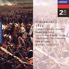Tchaikovsky: Orchestral Works (CD, Apr-1994, 2 Discs, London)