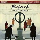Mozart: Violin Concertos (CD, Feb-1991, 4 Discs, Philips)