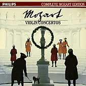 Mozart: Violin Concertos, Vol. 8 by Wolfgang Amadeus Mozart, - ACCEPTABLE