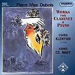 Audio-CD-Pierre-Max-Dubois-Works-for-Clarinet-Piano