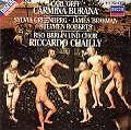 Carmina Burana von Rsob,Riccardo Chailly (1991)