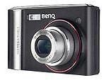 BenQ DC E1000 10.0 MP Digital Camera - Black