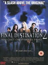 Final Destination 2 (DVD, 2003)