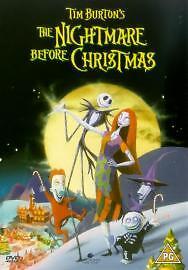 the nightmare before christmas dvd 2006 ebay