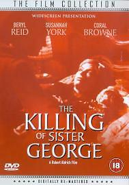Killing Of Sister George Film Collection DVD Susannah York Original UK Rels New
