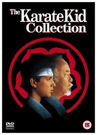 The Karate Kid/The Karate Kid Part 2/The Karate Kid Part 3 (DVD, 2001, 3-Disc S…